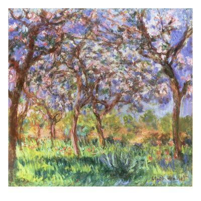 Claude Monet Botanical, Paintings and Prints at Art.com