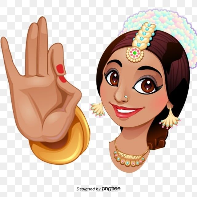 Vector Hand Painted Indian Woman Woman Clipart Vector Hand Painted Png Transparent Image And Clipart For Free Download Silhouette Illustration Face Illustration Clip Art