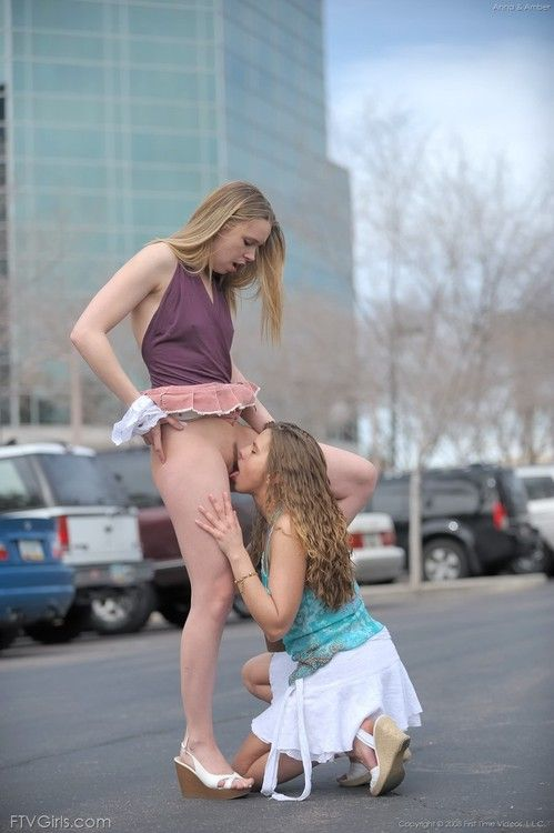 Their hot amazing teen blow