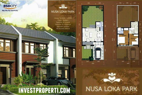 Nusa Loka Park BSD City, launching perumahan baru di BSD City 2015. #nusalokaparkbsd