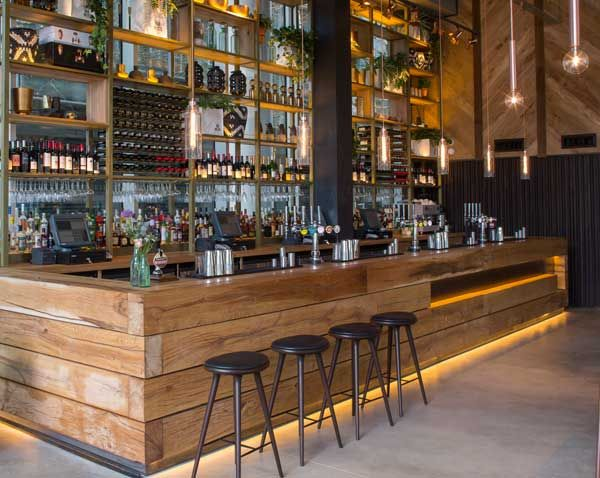 Regent's Place gets a new all day venue in The Refinery   Latest news   Gastroblog   Hot Dinners