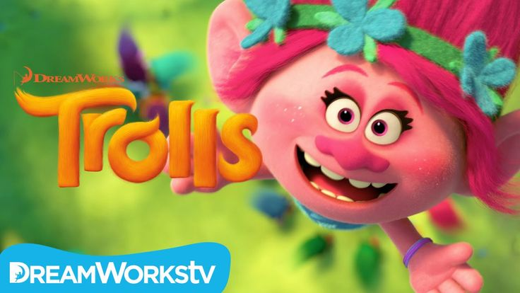 The Colorful Trolls Dance & Are Kidnapped by Evil Bergen in First Official 'Trolls' Trailer