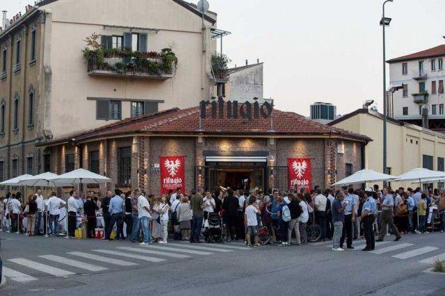 Canederli & c // Rifugio Delicatessen Milano apertura