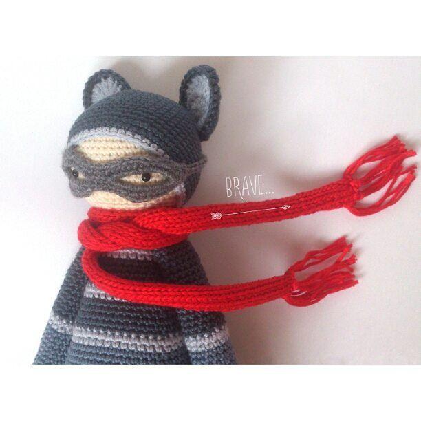 мастерская Songbird / raccoon; #knit #knitted #doll #cotton #toys #crochet #yarn #amigurumi #crochetdoll #handmade #raccoon #lalylala #scarf #zorro #brave #baby #little #friend #craft #songbirdstudio