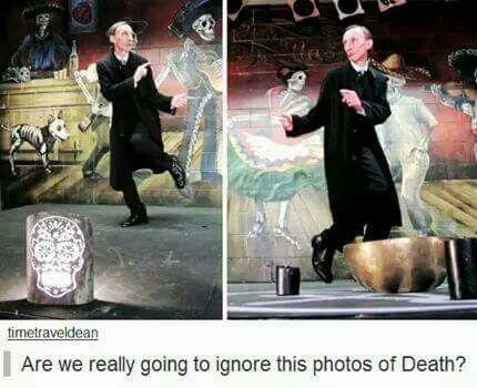 Oh, Death | Supernatural fandom