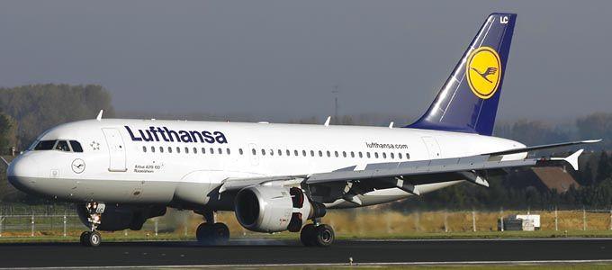 Mit Lufthansa nach Edinburgh