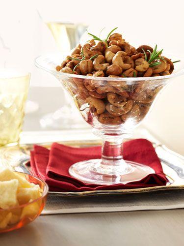 Ina garten 39 s thanksgiving menu roasted cashews ina for Ina garten breakfast recipes
