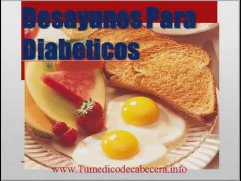 desayunos para diabeticos- Los mejores desayunos Para diabeticos 100% GA...