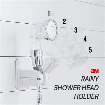 shower head holder fixed s99066only 99 3m rainy