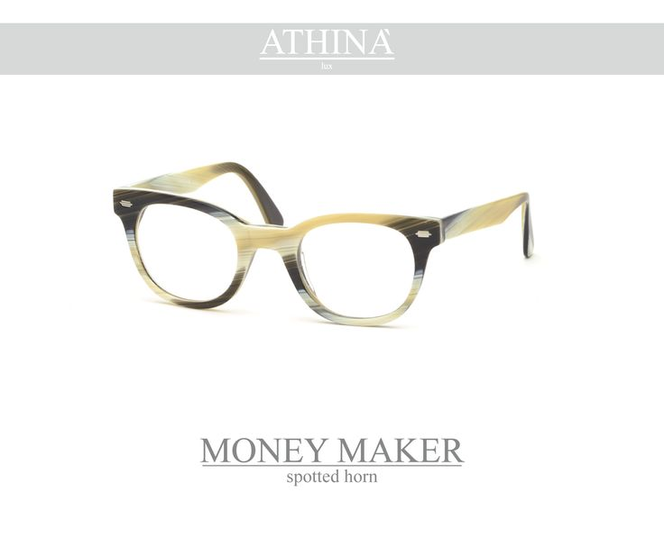 Mod. MM0808V Available in texture spotted-horn, zebra and white ice, provided with perfectly matching shades. Vintage frame per excellence, resistant, unique of its kind, completely made in acetate of cellulose.