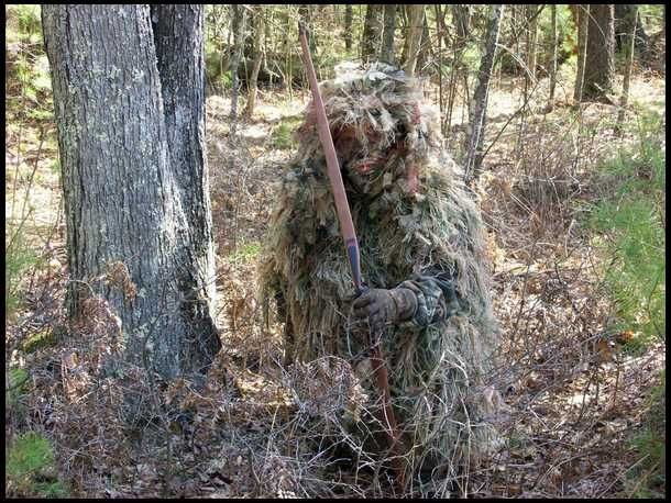 21 Best Deer Hunter Ghillie Suit And Camo Images On
