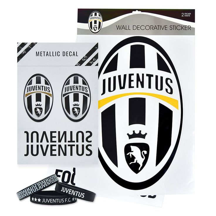 Juventus FC Fan Pack, Multicolor