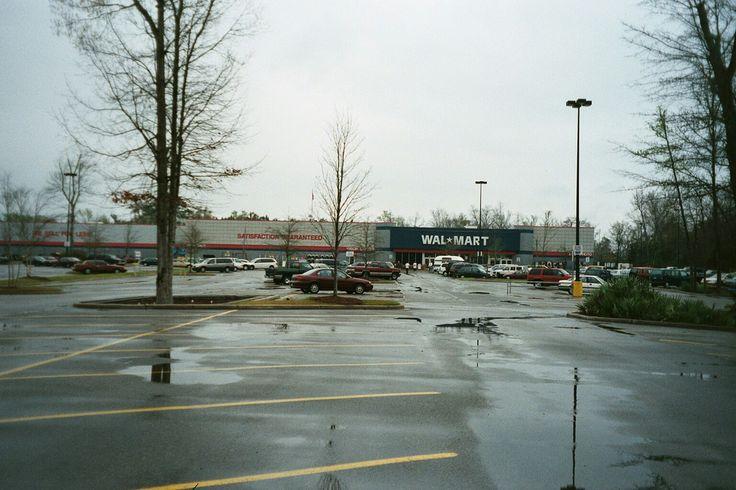 Walmart - James Island | Walmart in James Island SC in 2002.… | Flickr