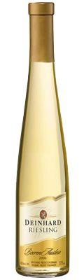 Wine and Sparkling Wine | Deinhard Sektkellerei KG | Deinhard Riesling Beerenauslese