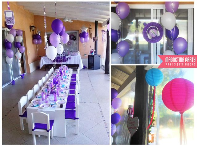 Violetta Birthday Party Ideas | Photo 2 of 28 | Catch My Party