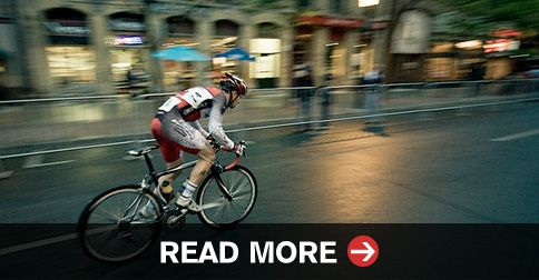 Most cyclists would agree that no upgrade can have as great an impact as a new set of wheels…READ HERE: http://roa.rs/1vlDkap