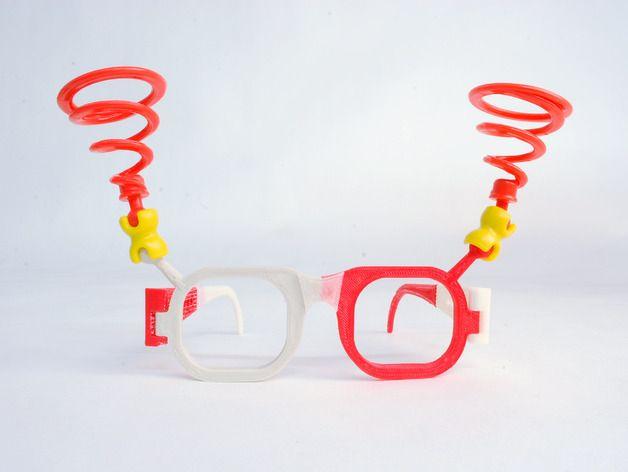 Ogo Glasses by OgoSport - Thingiverse