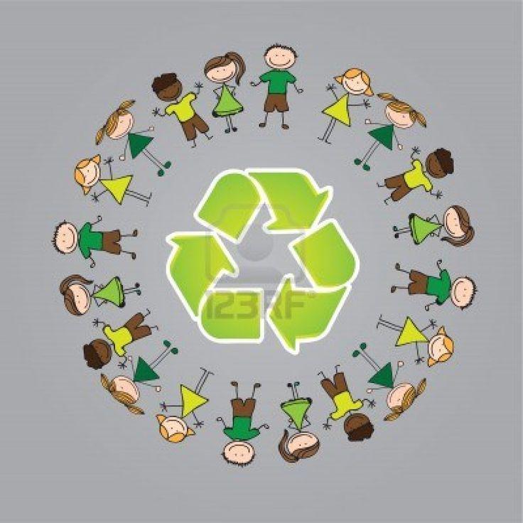 Τι είναι η ανακύκλωση, γιατί και πως ανακυκλώνουμε...    Φέρτε στο μυαλό σας έναν κύκλο. Δεν έχει ούτε αρχή, ούτε τέλος. Έτσι είναι κ...