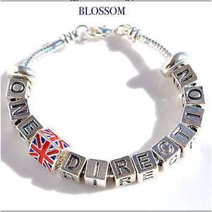 One Direction Bracelet/bracciale For All Directioners