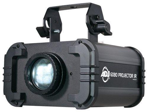 ADJ - Gobo IR 12W LED Projector - White
