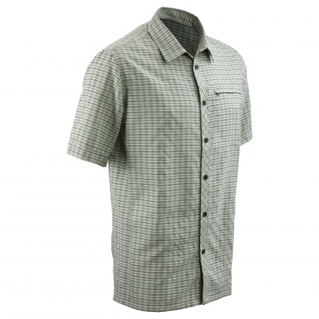 Visado Short Sleeve Shirt Men - Fern
