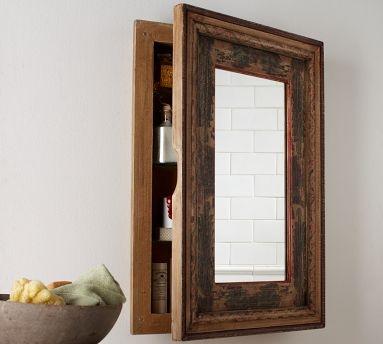 Best 25 Rustic Medicine Cabinets Ideas On Pinterest