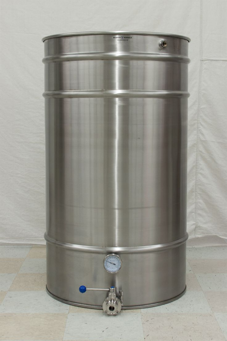3bbl brew kettle 130 gallons bubba 39 s barrels brewing for Craft kettle brewing equipment