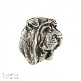 Pin made of silver hallmark 925 (2)