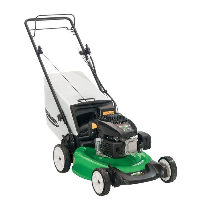 21 in. Self-Propelled Electric Start Gas Lawn Mower with Kohler Engine - Carb Compliant