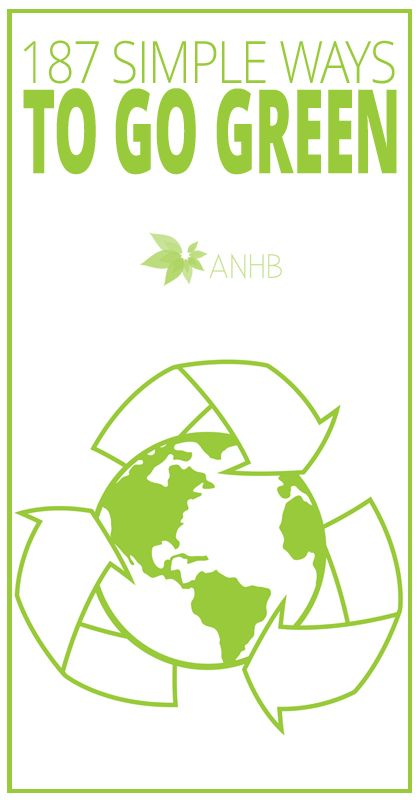 25+ best ideas about Go green on Pinterest Sustainability, Green