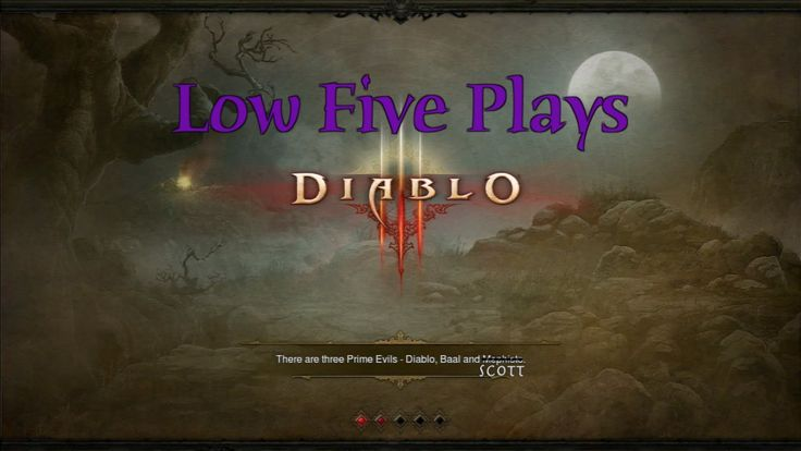 Low Five Plays Diablo 3 Episode 11: Singing with Low Five  #Diablo3 #letsplay #LowFiveProductions