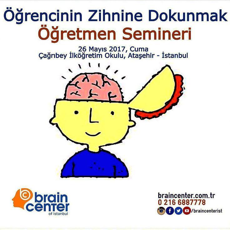 ��ÖĞRETMEN SEMİNERİ ��Öğrencinin Zihni'ne Dokunmak #öğretmen #ogretmen #öğrenci #ogrenci #seminer #atasehir #ataşehir #braincenterist #boraküçükyazıcı #dikkateksikligi #dikkateksikliği #derscalismak #ilkokul #eğitim #nörobilim http://turkrazzi.com/ipost/1522705960676668773/?code=BUhvQDrgLVl