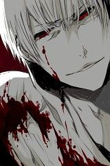 (Bleach) Ichimaru Gin. I still like the character design and his facial expressions.