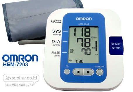Tensimeter Digital Omron 7203 Murah dan Bergaransi # (085702594422 atau 7D7784FA)