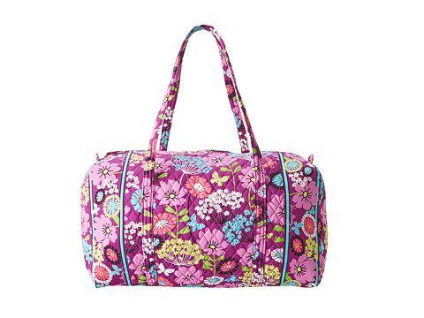 Vera Bradley Luggage Large Duffel
