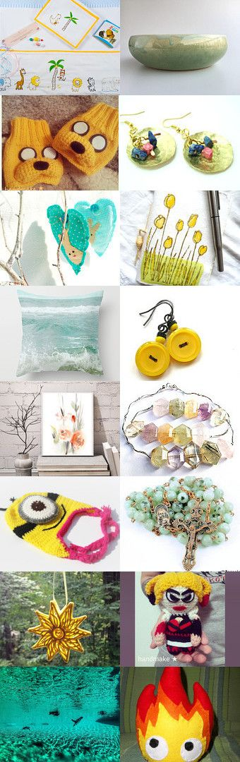 morning folks :) by Tatie on Etsy--Pinned+with+TreasuryPin.com