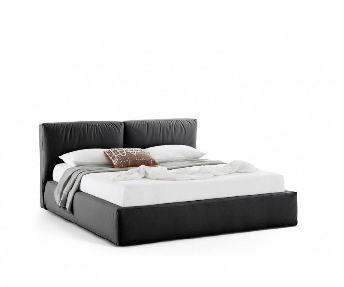 Novamobili Polsterbett Brick Mit Bettkasten Dormitorios
