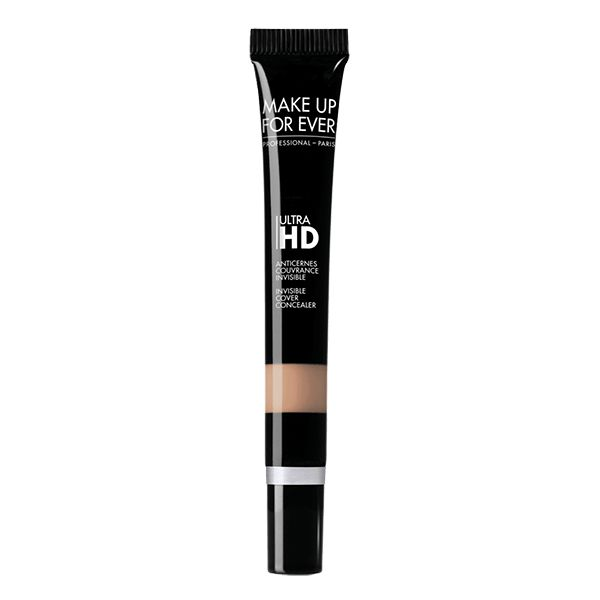 This concealer ($27, makeupforever.com) was formulated to be used on celebrities and other entertainers before appearing on high-definition televisions, so you better believe it's completely invisible to the naked eye. It has a super lightweight, liquid-y feel to it that blends with ease, and the soft-focus, almost blur-effect finish makes it ideal for those with fine lines and wrinkles beneath their eyes.