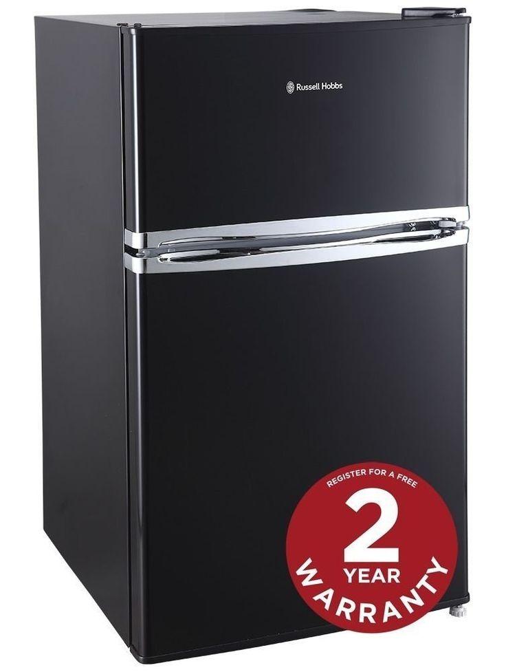 Russell Hobbs RHUCFF50B 50cm Black Under Counter Fridge Freezer - 2 Year Warranty: Amazon.co.uk: Large Appliances