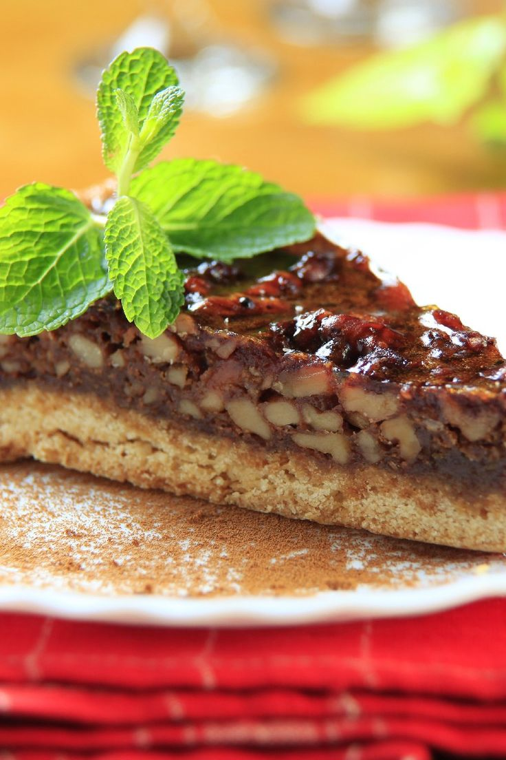 Bourbon Pecan Pie Recipe - aka Douglas' Dark Rum Pecan Pie