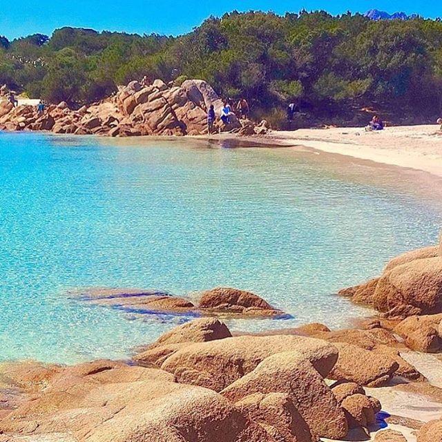 Spiaggia Capriccioli - Porto Cervo. Sardegna