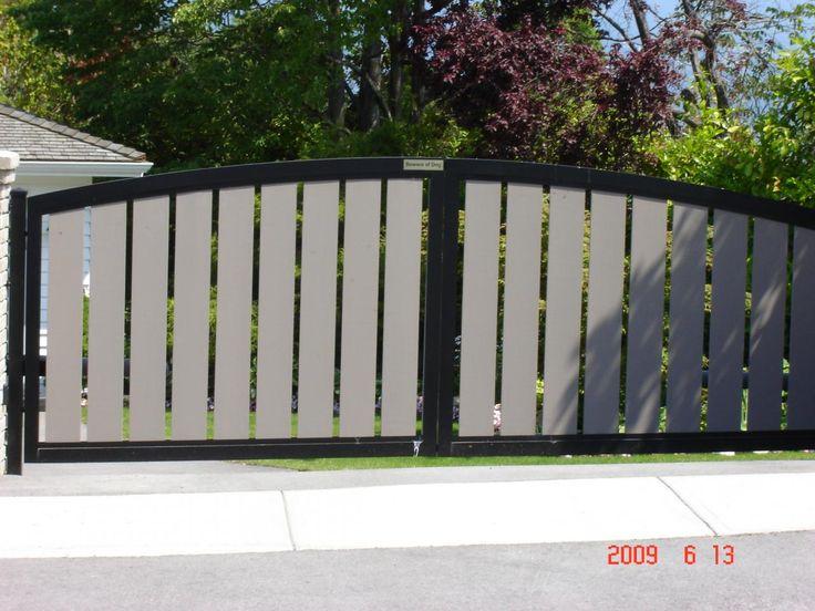 Best 25+ Metal gate designs ideas on Pinterest   Iron gate ...