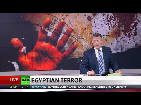 ▶ Muslim Brotherhood declared terrorists: 'Expect more bloodshed in Egypt' - YouTube