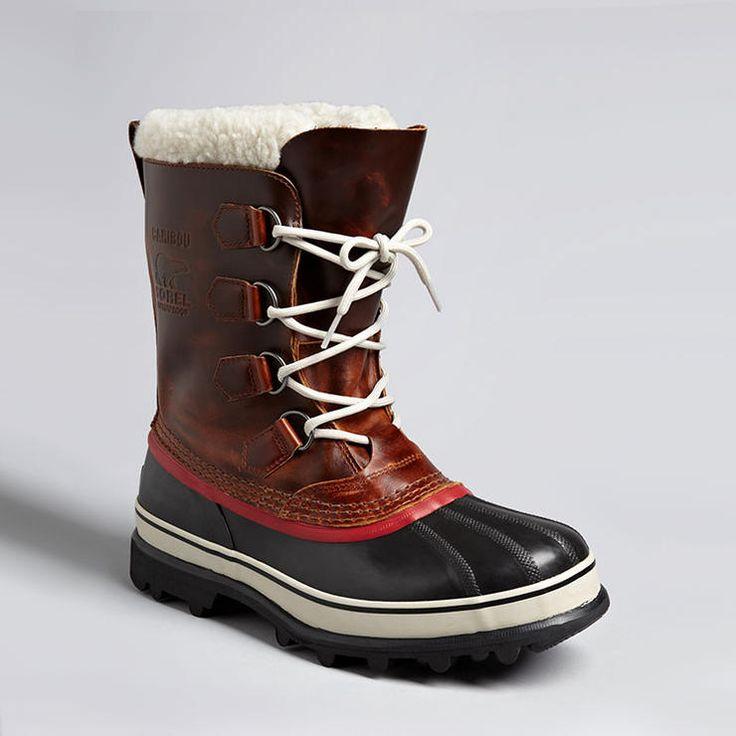 Best 25  Mens snow boots ideas on Pinterest | Sorel boots men ...