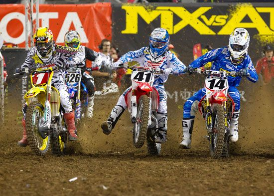 Win Tickets To See Monster Energy Supercross Feb At ATu0026T Stadium