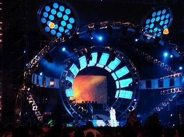 rock concert on stage images