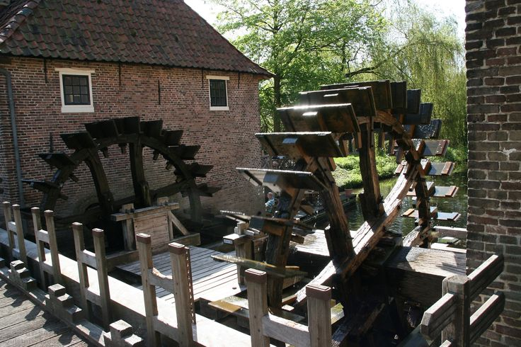 Watermill Borculo_The Netherlands