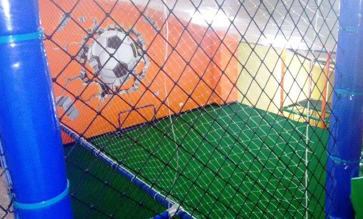 #Chalacas, Nuestra zona de #FutbolInfantil en #Chamburcity