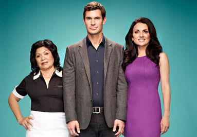 I love the new Bravo show 'Interior Therapy' with Jeff Lewis, Jenni & Zoila.  I was also a big fan of their old show 'Flipping Out'.
