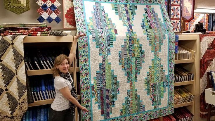 66 Best Quilt Tutorials Jordan Fabrics Images On